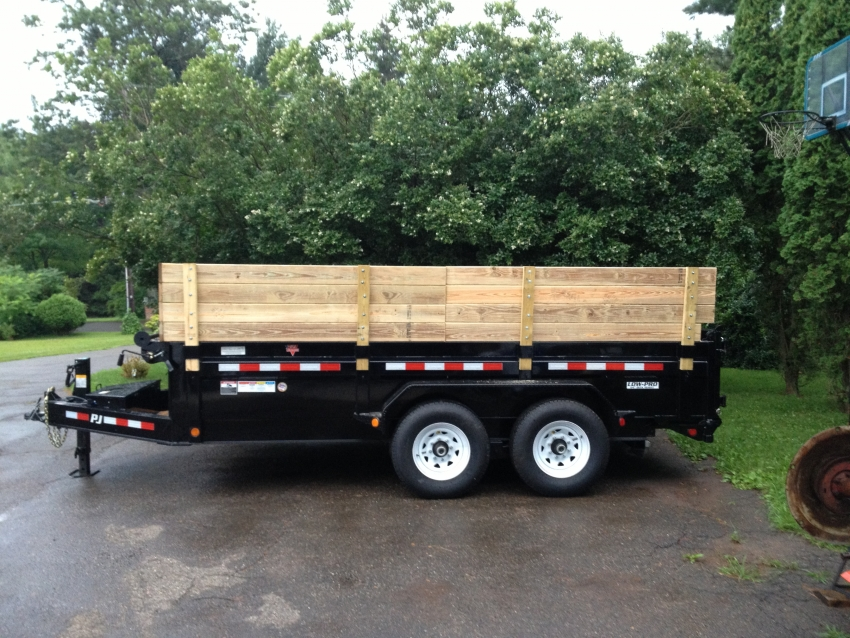 Pj Dump Trailer Grega Enterprises