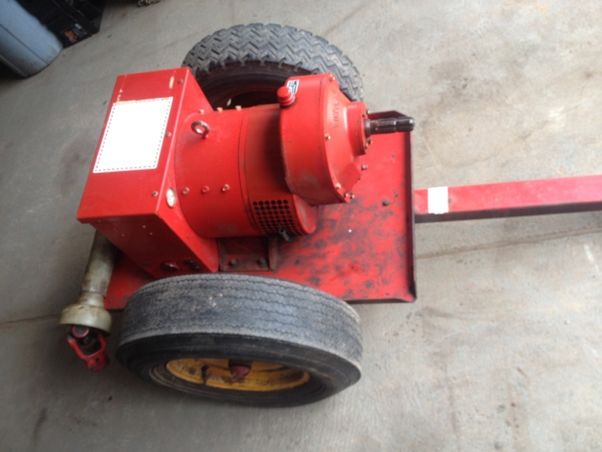 Winpower Pto Driven Generator Grega Enterprises